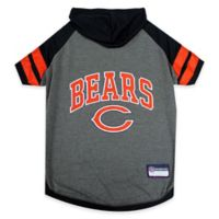 NFL Chicago Bears Extra Small Pet Hoodie T-Shirt