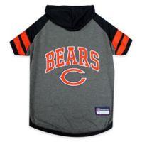 NFL Chicago Bears Medium Pet Hoodie T-Shirt