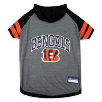 NFL Cincinnati Bengals Medium Pet Hoodie T-Shirt