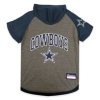 NFL Dallas Cowboys Small Pet Hoodie T-Shirt