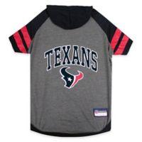 NFL Houston Texans Medium Pet Hoodie T-Shirt