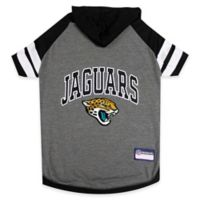 NFL Jacksonville Jaguars Medium Pet Hoodie T-Shirt