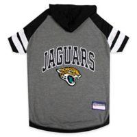 NFL Jacksonville Jaguars Medium Pet Hoodie T-Shirt
