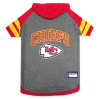 NFL Kansas City Chiefs Large Pet Hoodie T-Shirt