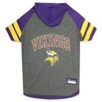 NFL Minnesota Vikings Small Pet Hoodie T-Shirt
