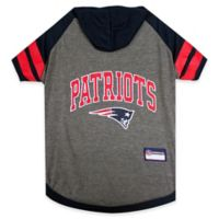 NFL New England Patriots Small Pet Hoodie T-Shirt