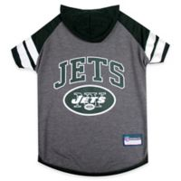NFL New York Jets Medium Pet Hoodie T-Shirt