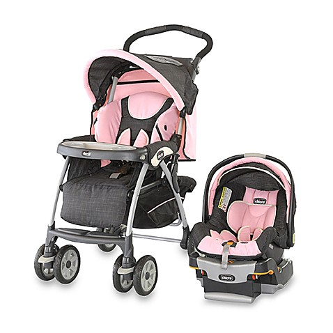 chicco keyfit 30 cortina travel system in bella pink buybuy baby. Black Bedroom Furniture Sets. Home Design Ideas