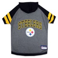 NFL Pittsburgh Steelers Extra Small Pet Hoodie T-Shirt