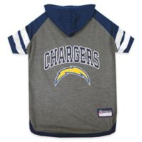 NFL San Diego Chargers Medium Pet Hoodie T-Shirt