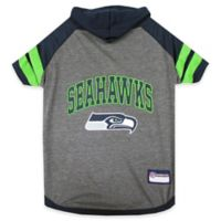 NFL Seattle Seahawks Large Pet Hoodie T-Shirt
