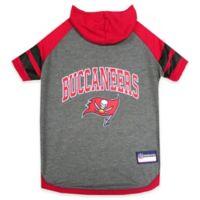 NFL Tampa Bay Buccaneers Medium Pet Hoodie T-Shirt