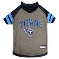 NFL Tennessee Titans Extra Small Pet Hoodie T-Shirt