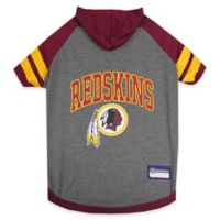 NFL Washington Redskins Small Pet Hoodie T-Shirt