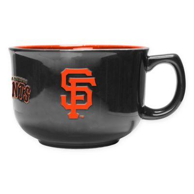 Mlb San Francisco Giants Soup Bowl Mug