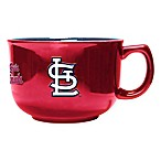 MLB Saint Louis Cardinals Soup Bowl Mug