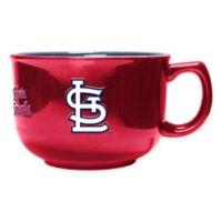 MLB Saint Louis Cardinals Soup Bowl Mug