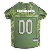 NFL Chicago Bears X-Large Camo Pet Jersey