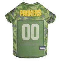 NFL Green Bay Packers X-Small Camo Pet Jersey