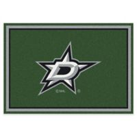 NHL Dallas Stars 2-Foot 8-Inch x 3-Foot 10-Inch Spirit Accent Rug