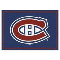 NHL Montreal Canadians 2-Foot 8-Inch x 3-Foot 10-Inch Spirit Accent Rug