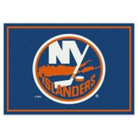 NHL New York Islanders 2-Foot 8-Inch x 3-Foot 10-Inch Spirit Accent Rug