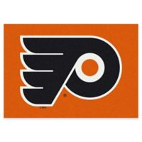 NHL Philadelphia Flyers 2-Foot 8-Inch x 3-Foot 10-Inch Spirit Accent Rug