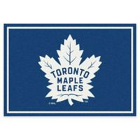 NHL Toronto Maple Leafs 5-Foot 4-Inch x 7-Foot 8-Inch Spirit Area Rug