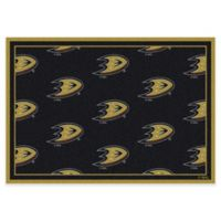 Milliken NHL Anaheim Ducks Repeat 3-Foot 10-Inch x 5-Foot 4-Inch Area Rug