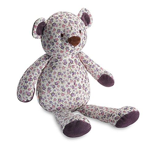 Sugar Plum Plush Bear Buybuy Baby