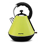 Gourmia® 2 qt. Cordless Electric Kettle with Transparent Water Gauge in Green
