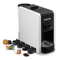 Gourmia® Multi-Capsule GMC7000 Coffee Espresso Machine in White