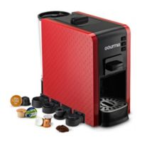 Gourmia® Multi-Capsule GMC7000 Coffee Espresso Machine in Red