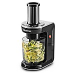Gourmia® Electric Spiralizer and Slicer in Black