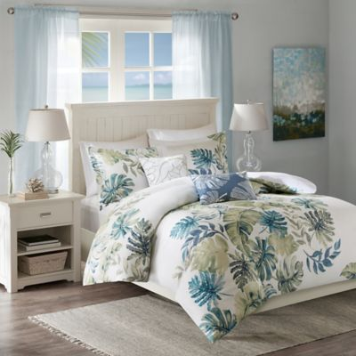 harbor house lorelai king comforter set in bluegreen