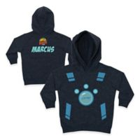 Wild Kratts™ Leopard Size 4T Pullover Hoodie in Charcoal/Blue