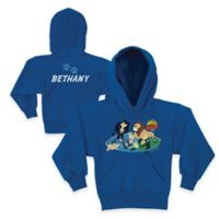Wild Kratts™ Lion Friends Size 6/8 Pullover Hoodie in Blue
