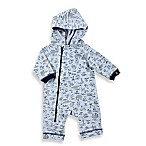 Absorba® Size 0-3M Animal Coverall in Grey