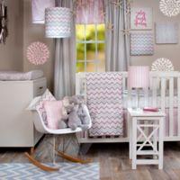 Glenna Jean Caitlyn 3-Piece Crib Bedding Set