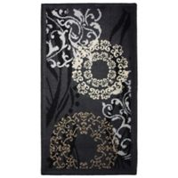 J&M Home Fashions 19-Inch x 33-Inch Legacy Woven Accent Rug