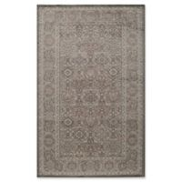 Rugs America Riviera Detailed Traditional 5-Foot x 8-Foot Area Rug in Light Green