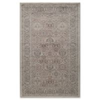 Rugs America Riviera Detailed Traditional 8-Foot x 10-Foot Area Rug in Cream