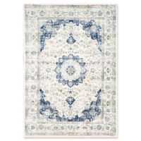 NuLOOM Verona Bodrum 4-Foot x 6-Foot Area Rug in Blue