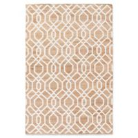 Surya Aere Natural 3-Foot 3-Inch x 5-Foot 3-Inch Area Rug in Light Brown