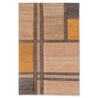 Surya Aere Modern 3-Foot 3-Inch x 5-Foot 3-Inch Area Rug in Brown