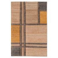 Surya Aere Modern 5-Foot x 7-Foot 6-Inch Area Rug in Brown