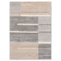 Surya Rita Modern 4-Foot x 6-Foot Accent Rug in Medium Grey