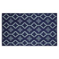 Jean Pierre Yapi 2-Foot 4-Inch x 4-Foot Accent Rug in Navy/Blue