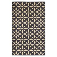 Jean Pierre Kelsey Loop 2-Foot 4-Inch x 4-Foot Accent Rug in Grey/Berber
