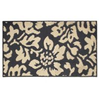 Jean Pierre Formoso 1-Foot 8-Inch x 2-Foot 10-Inch Accent Rug in Dark Grey